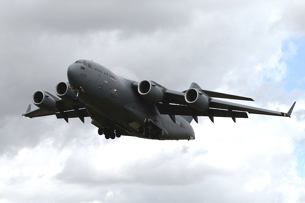 C-17 at Brize Norton