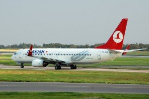 Turkish Boeing 737-800