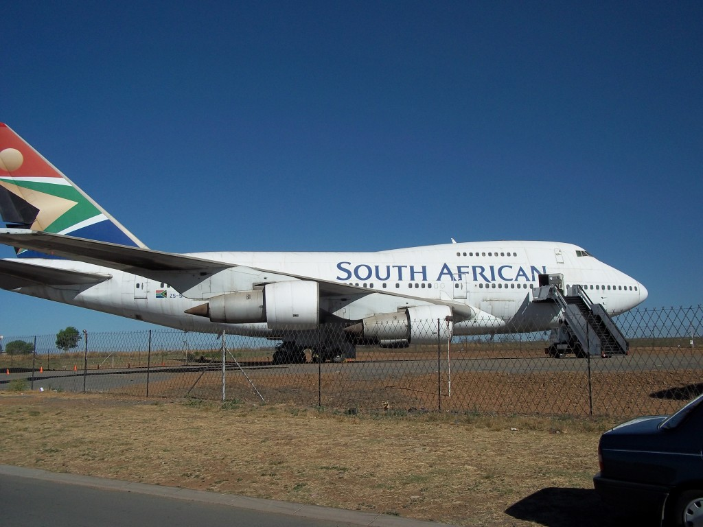 Rand Airport, South Africa