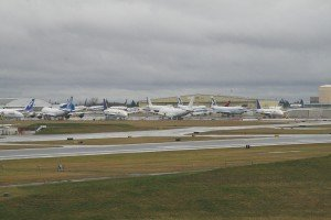 Spotting at seattle everett paine field boeing airport - Hilton garden inn seattle airport ...
