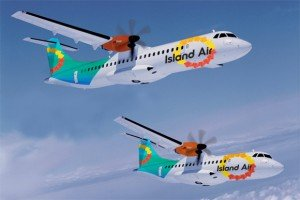 IslandAir ATR Aircraft (c) Island Air