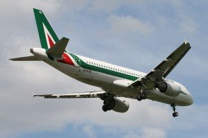 Alitalia A319