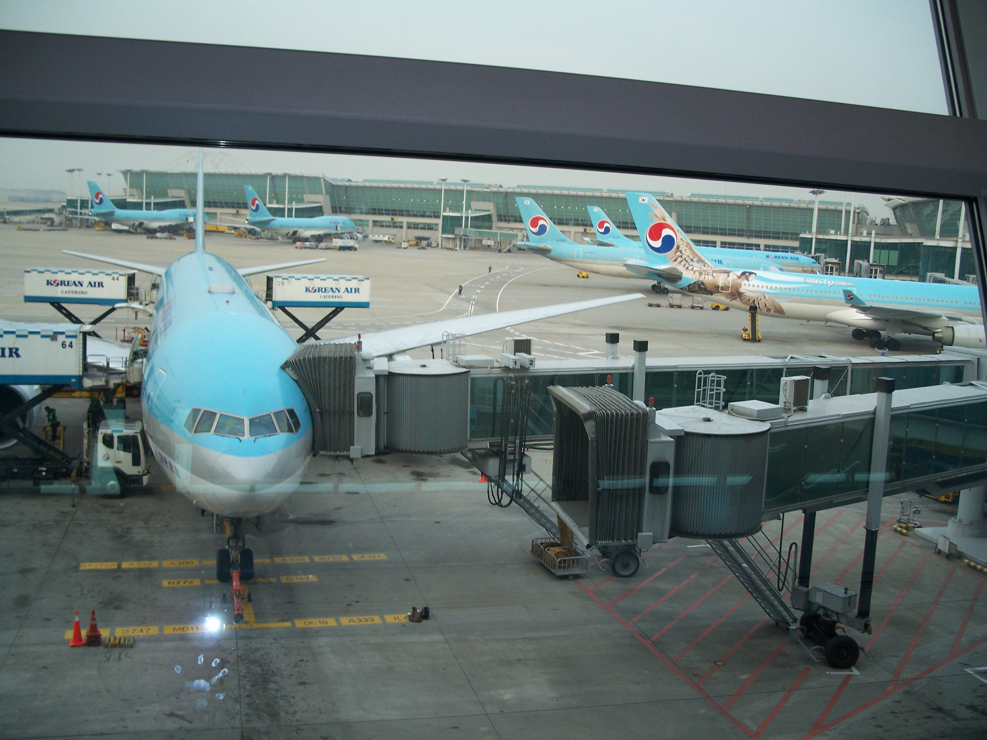 south korea airport 2 - photo #22