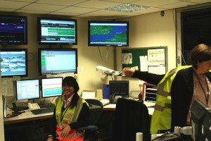 London City Operations Room