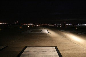 LCY Runway Inspection