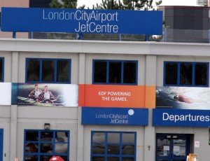 LCY Jet Centre