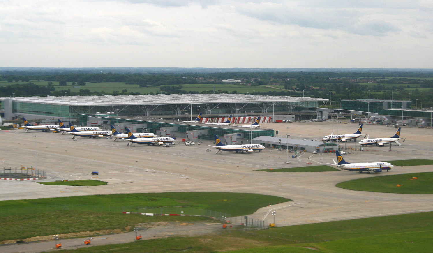 Will Ryanair Buy Stansted Airport Airport Spotting Blog