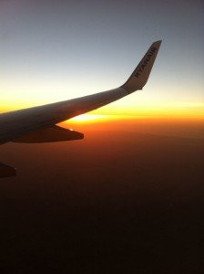 Ryanair Sunset View