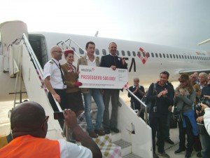 Volotea 500000 passengers