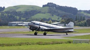 NZ Warbirds DC-3 Dakota Ardmore