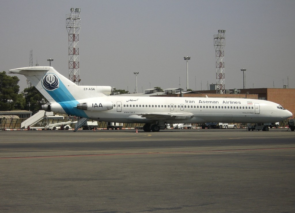Iran Aseman 727