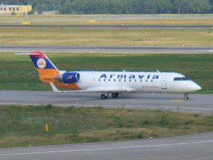 Armavia CRJ200