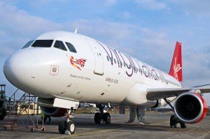 Virgin Little Red A320