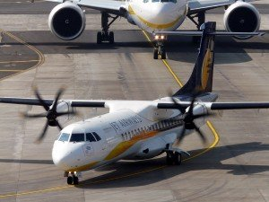 Mumbai Kingfisher ATR