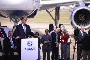 Airbus Mobile Site Tom Enders (c) Airbus