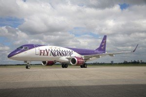 FlyNonstop EMB-190 (c) Embraer