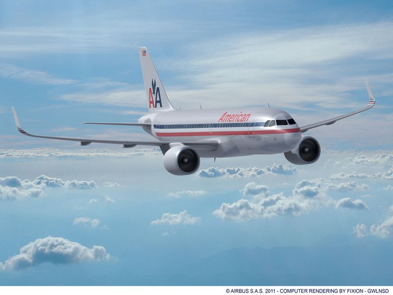 American airlines airbus a319 routes announced airport for American airlines plane types