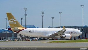 A330-200_1st_Delivery_Lybian_Airlines