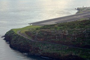 Madeira Airport Runway - credit futureshape
