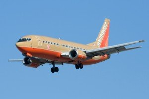 Southwest Airlines 737-300