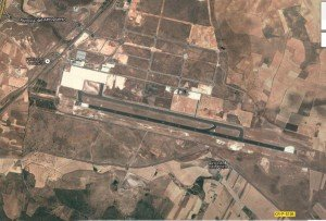 The abandoned Ciudad Real Airport