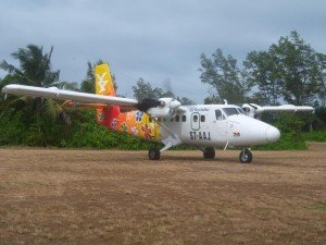 Air Seychelles Twin Otter