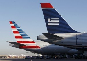 American US Airways merger