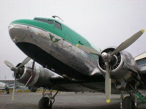 Buffalo Airways DC-3