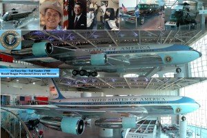 707 Reagan Library