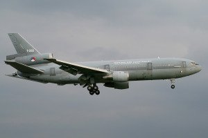 Royal Netherlands Air Force KDC-10 (c) Sebastian Barheier. Creative Commons