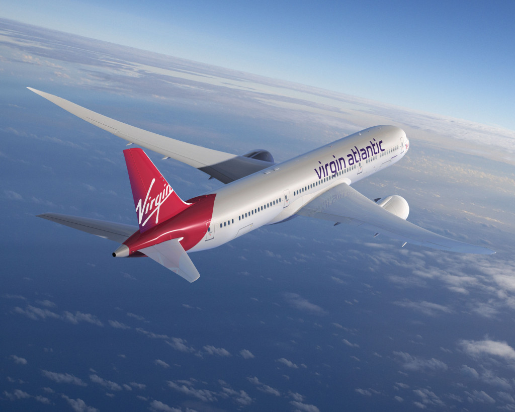 Virgin Atlantic VAA 787-9 Artwork K64012-01