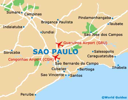 Spotting at Sao Paulos Airports Airport Spotting Blog
