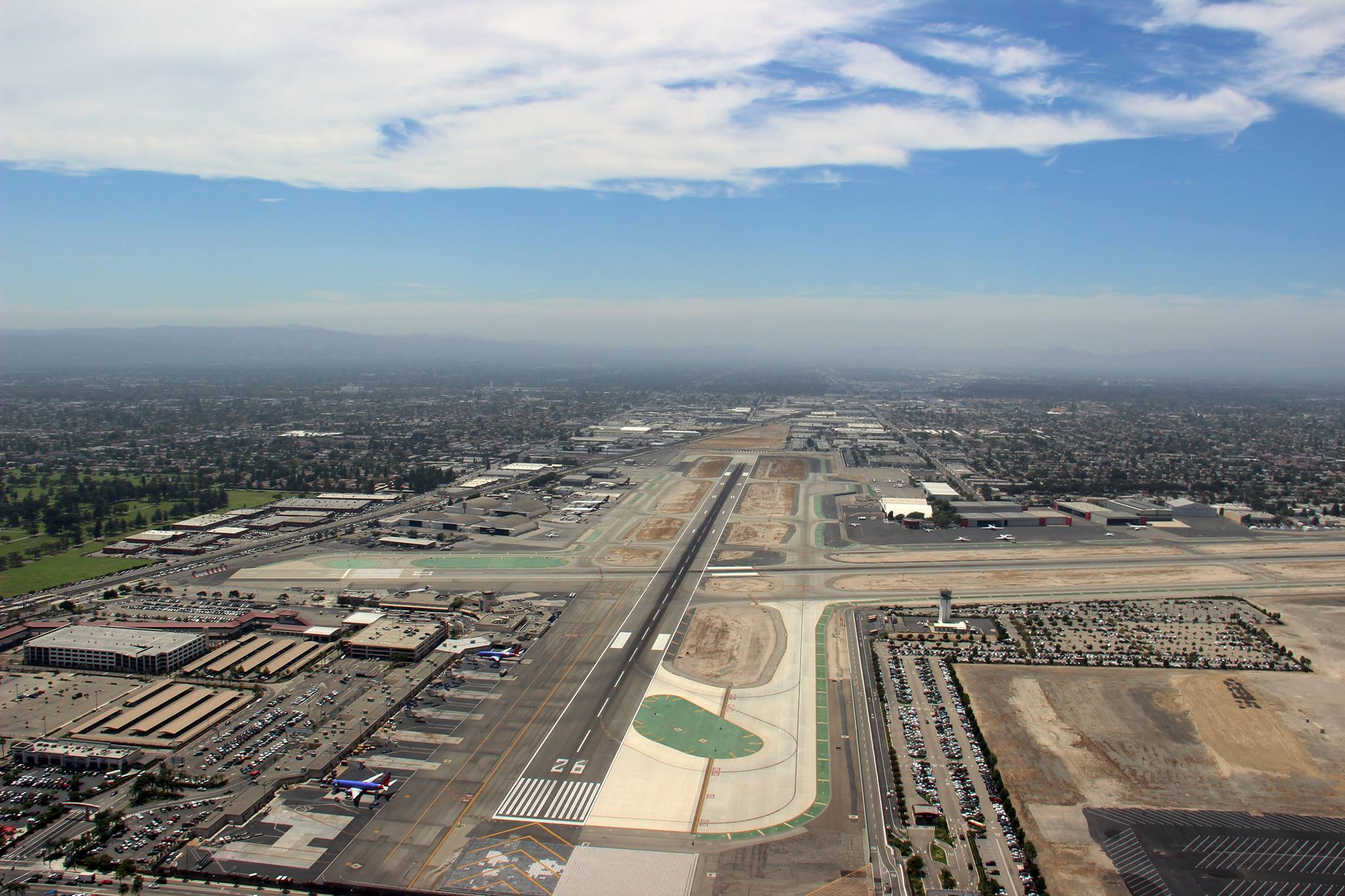 Airports Of Los Angeles A Spotting Guide