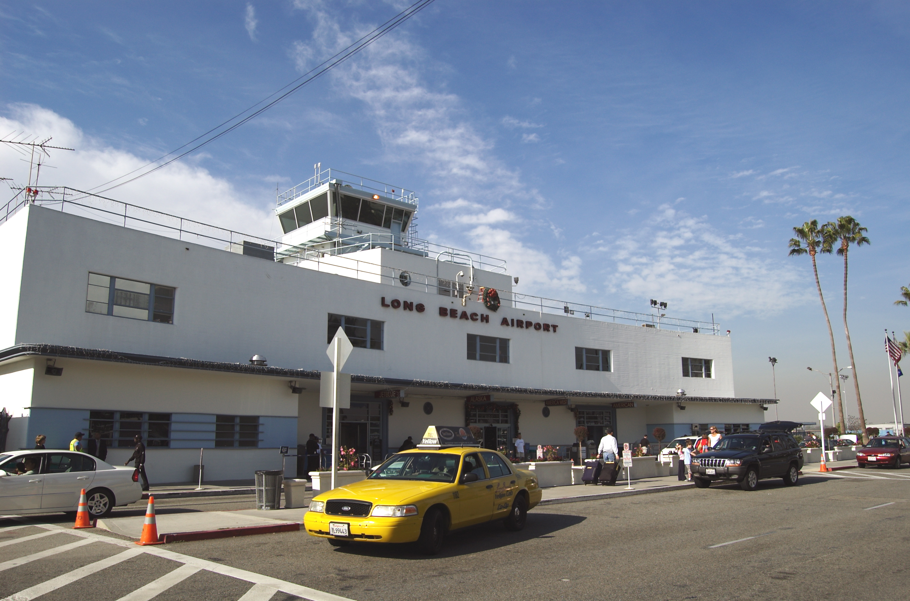 Long Beach Airport To San Diego