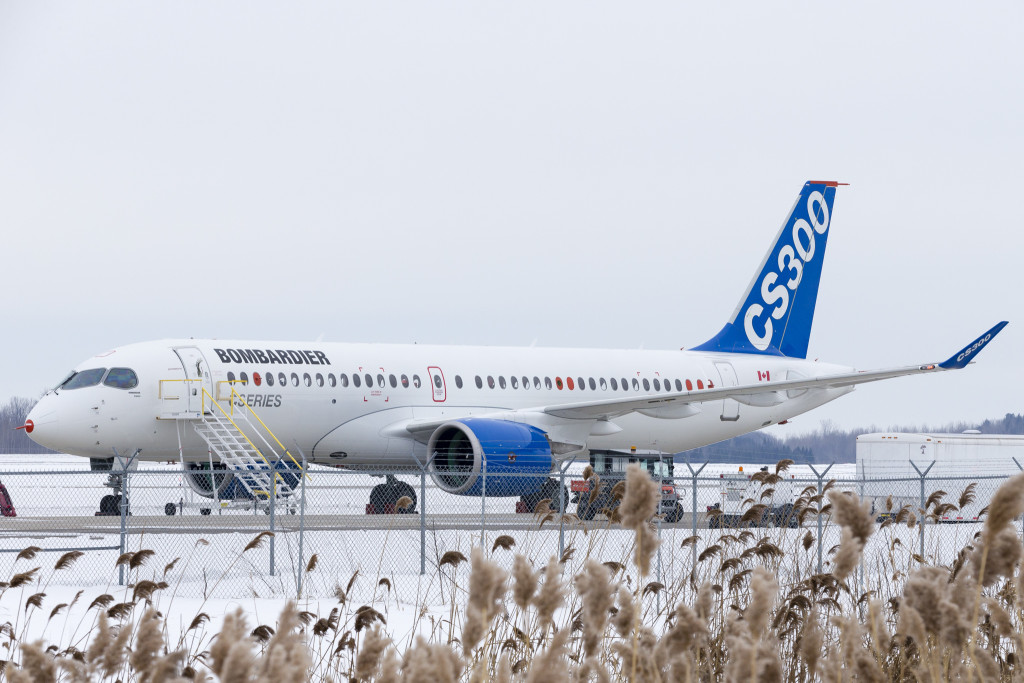 CSeries CS300