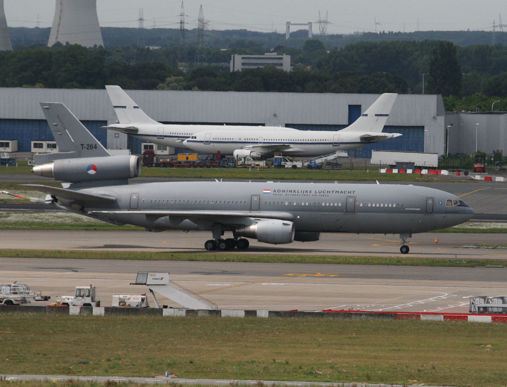 Netherlands Air Force DC10