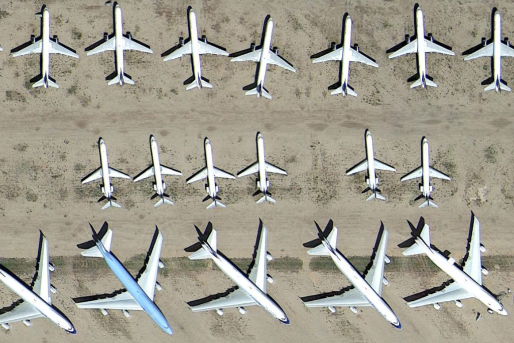 Discover the Aircraft Boneyards of the Western USA - Airport