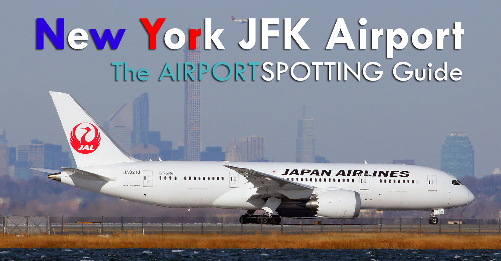Spotting at JFK