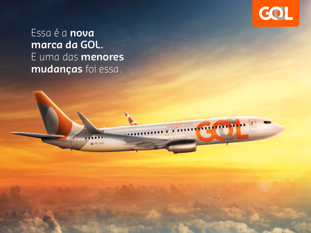 Gol New Livery
