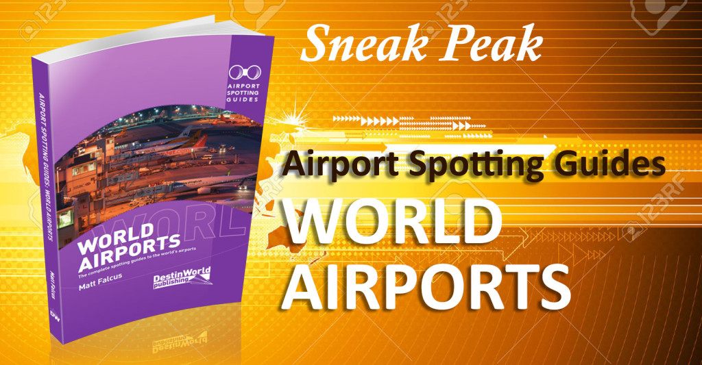 World Airports Book