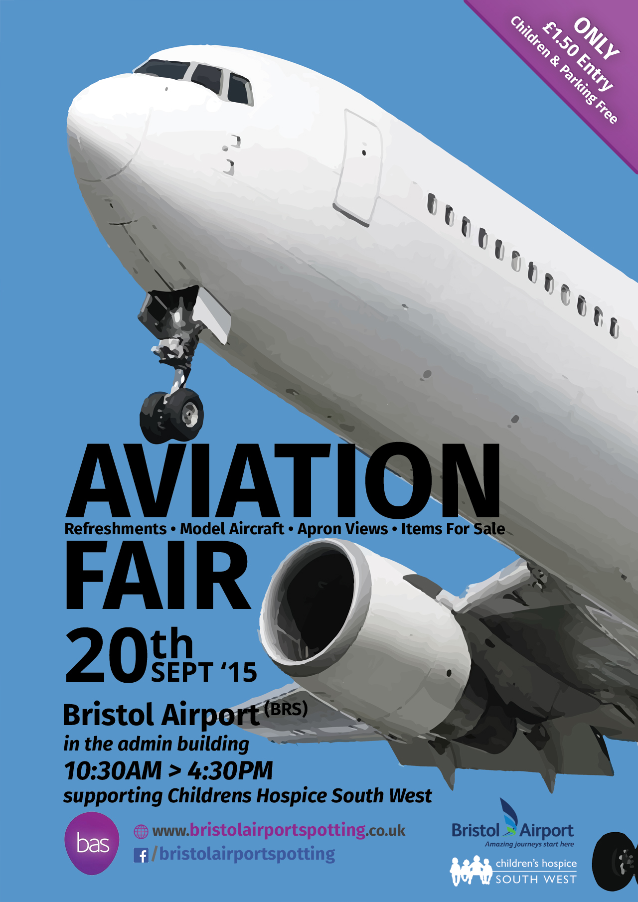Bristol Airport Aviation Fair