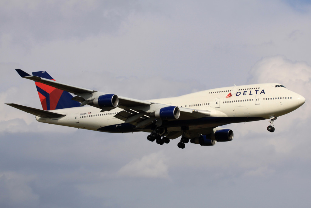 Plans For Delta 747 Retirement Announced Airport