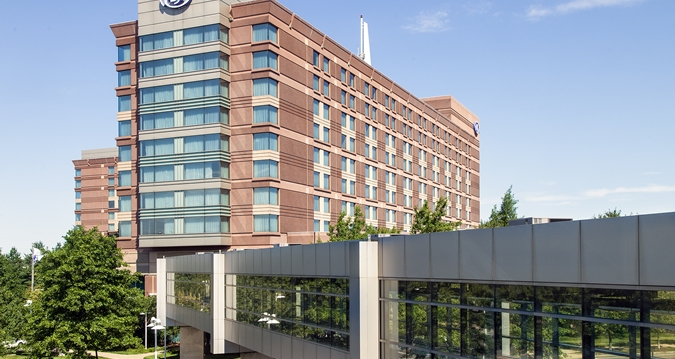 Hilton Hotel Boston Logan Airport Massachusetts