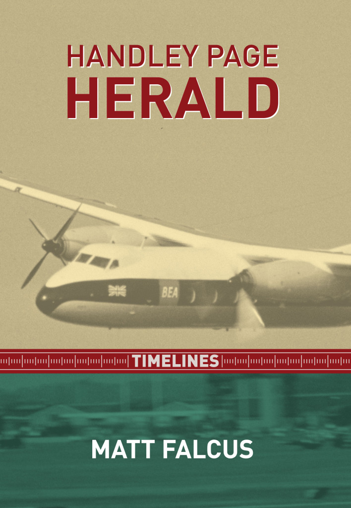 Handley Page Herald Timelines