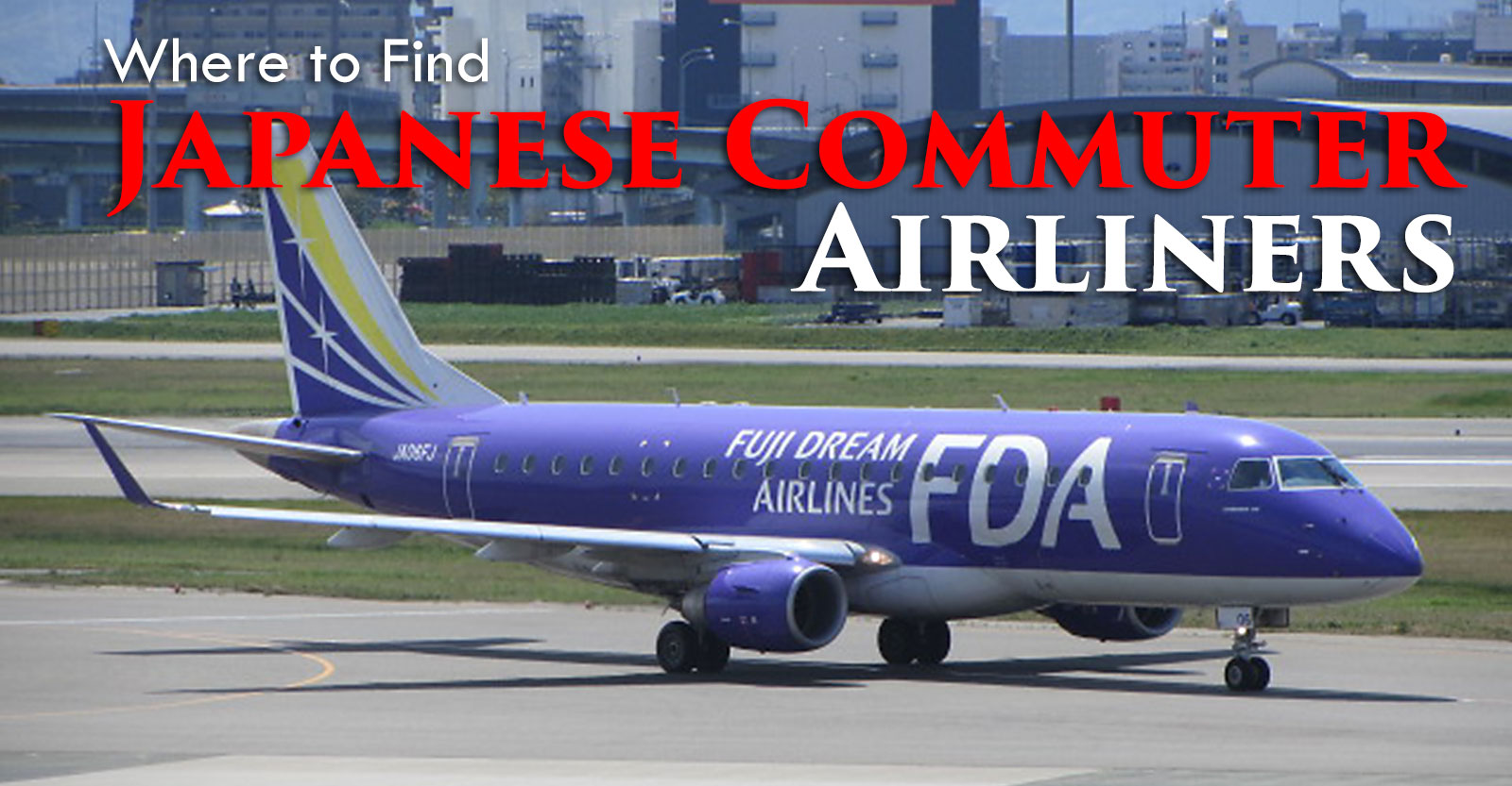 Japanese Commuter Airliners