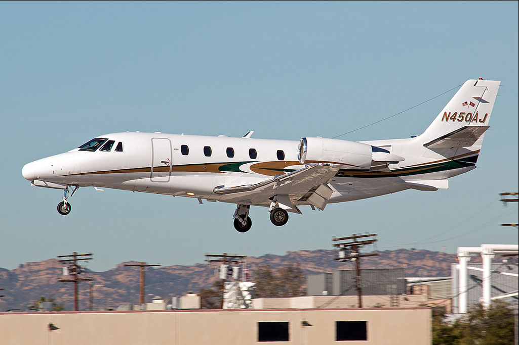 Spotting at Van Nuys Airport