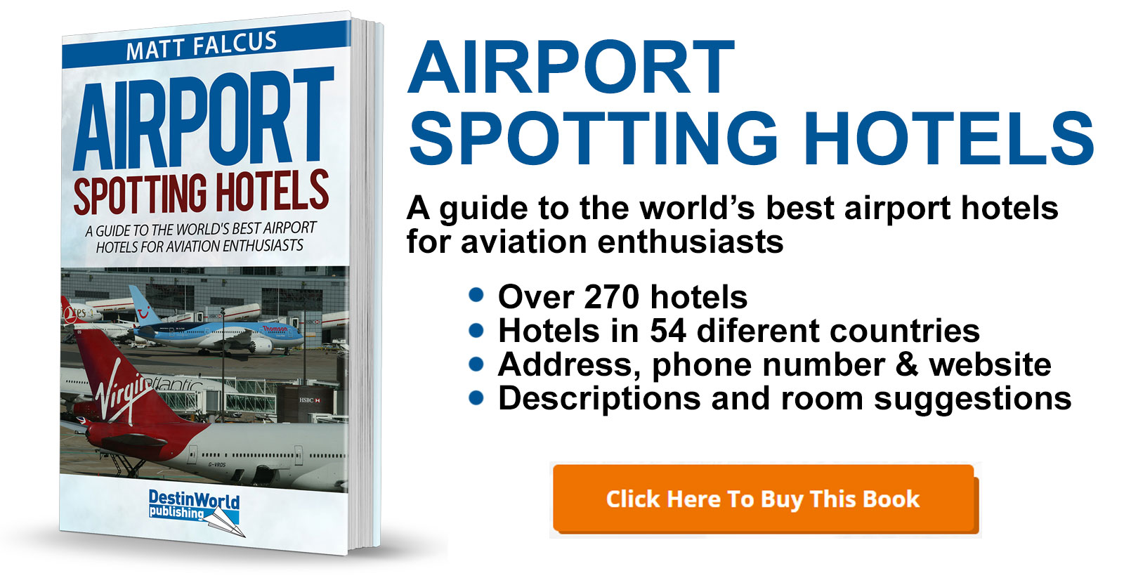 Airport Spotting Hotels Book