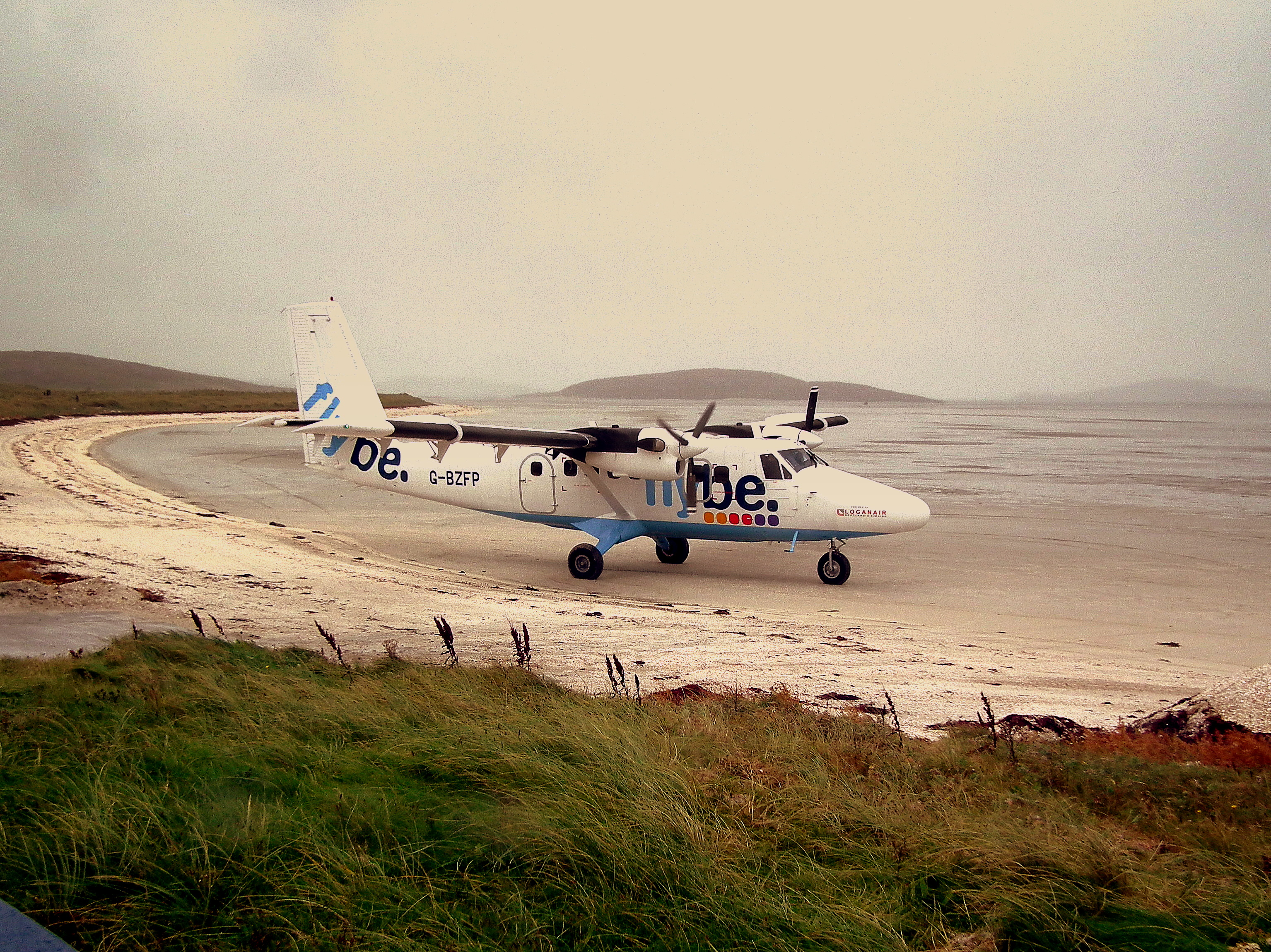 Flybe DHC-6 Twin Otter