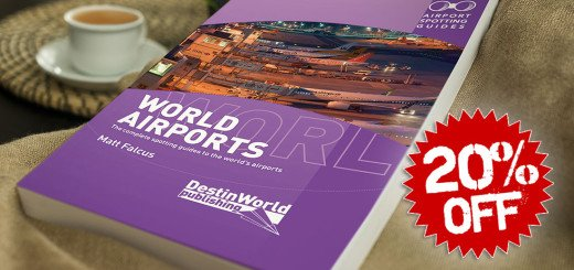 World Airport Spotting Guides book