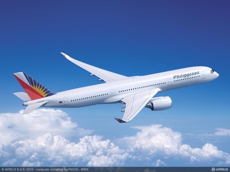 Philippine Airlines A350